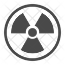 Nuclear Nuclear Energy Radiation Icon