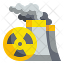 Nuclear Radiation Signaling Icon