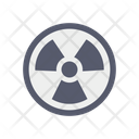 Nuclear Radiation Pollution Icon