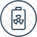 Nuclear Battery Icon
