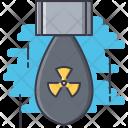 Nuclear Bomb War Icon