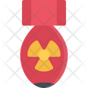 Nuclear Bomb Atomic Bomb Bomb Explosion Icon