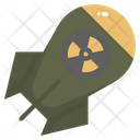Nuclear Bomb Bomb Weapon Icon