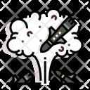 Nuclear Bomb Bombbarding Icon