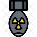 Nuclear Bomb Army Icon