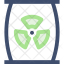 Nuclear Wastem Nuclear Container Nuclear Waste Icon