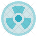 Biology Nuclear Energy Power Icon
