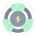 Energy Nuclear Science Icon