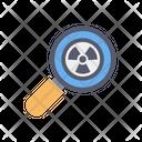 Nuclear Energy Radiation Nuclear Icon