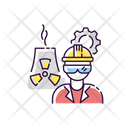 Nuclear Engineer Icon