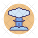 Nuclear Explosion Atomic Bomb Atomic Icon