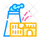 Nuclear Explosion Bomb Explosion Nuclear Bomb Icon