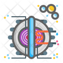 Nuclear Fusion Reactor Icon