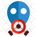 Air Filter Gas Mask Respiratory Mask Icon
