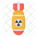 Nuclear Missile Missile Weapon Icon