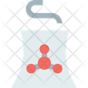 Nuclearm Nuclear Plant Power Plant Icon