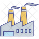 Nuclear Plant Plant Power Plant Icon