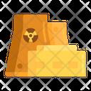 Mnuclear Plant Nuclear Plant Nuclear Icon
