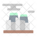 Nuclear Plant Nuclear Science Icon