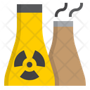 Nuclear Plant Nuclear Power Icon
