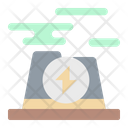 Nuclear Power Nuclear Science Icon