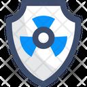 M Nuclear Protection Nuclear Protection Nuclear Icon