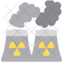 Nuclear reactor Icon