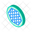 Nuclear Reactor Fuel Icon