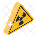 Nuclear Sign Icon