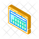 Nuclear Waste Water Icon