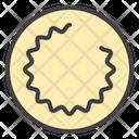 Nucleic Acid Spike Protein Pathogen Icon