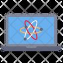 Nucleus Neutron Nuclear Icon
