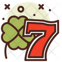 Number Casino Game Icon