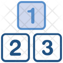 Number box Icon