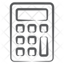 Calculator Calculation Number Cruncher Icon