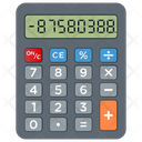Number Cruncher Icon