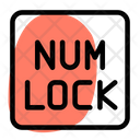 Number Lock Icon
