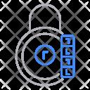 Number Lock Password Icon