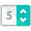 Number Items Icon