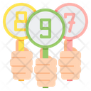 Number Rating Icon