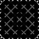 Number Zero Number Zero Icon