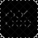 Numeric Lock Keyboard Icon