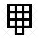 Numpad Ten Keys Icon
