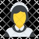 Nun Prioress Abbess Icon