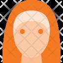 Nun Christian Sister Icon