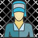 Nurse Woman Avatar Icon