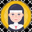 Avatar Nun Sister Icon