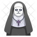 Nun Ghost Icon