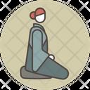 Nun zazen Icon
