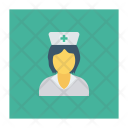 Nurse Health Medicine Icon